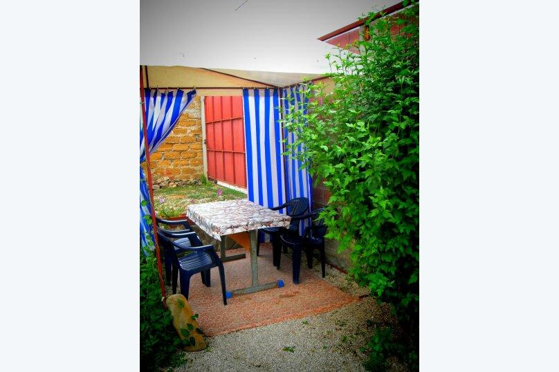 Домик, 60 кв.м. на 6 человек, 2 спальни, Адмиральская улица, 17, Судак - Фотография 8