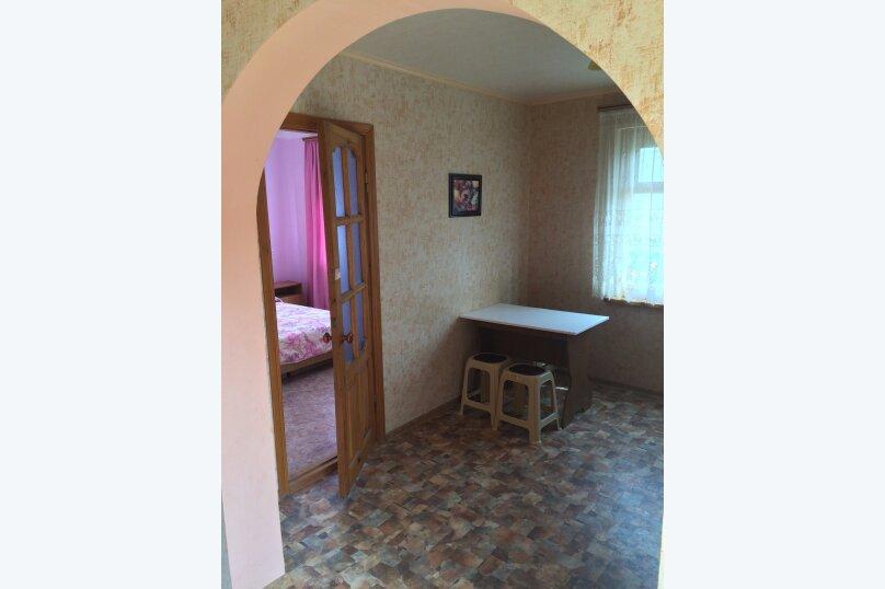 Домик, 60 кв.м. на 6 человек, 2 спальни, Адмиральская улица, 17, Судак - Фотография 10