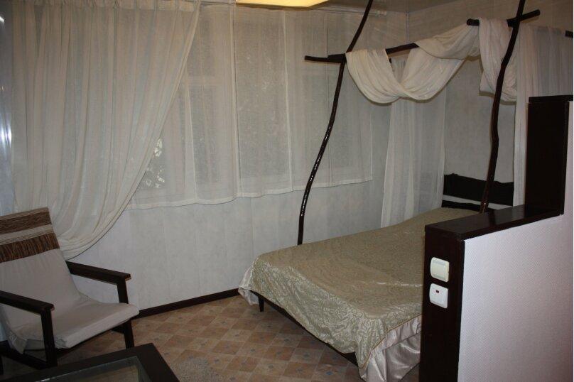 Элинг в Мирном, 80 кв.м. на 6 человек, 6 спален, Коса Южная, 20б, Поповка - Фотография 9