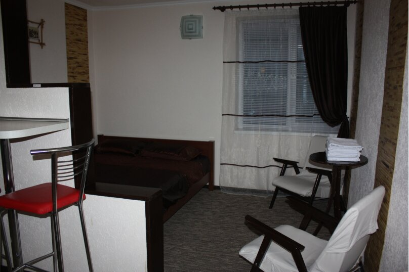 Элинг в Мирном, 80 кв.м. на 6 человек, 6 спален, Коса Южная, 20б, Поповка - Фотография 12