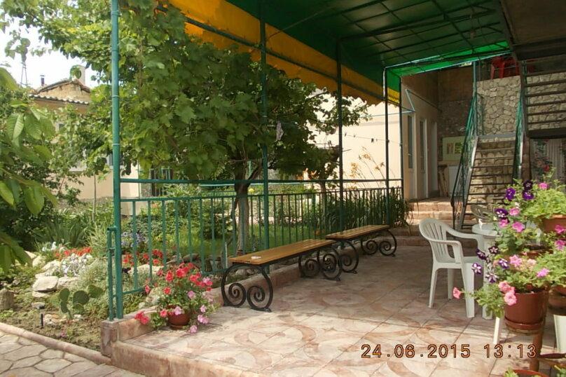 1-комн. квартира, 30 кв.м. на 3 человека, улица Нахимова, 72, Феодосия - Фотография 12