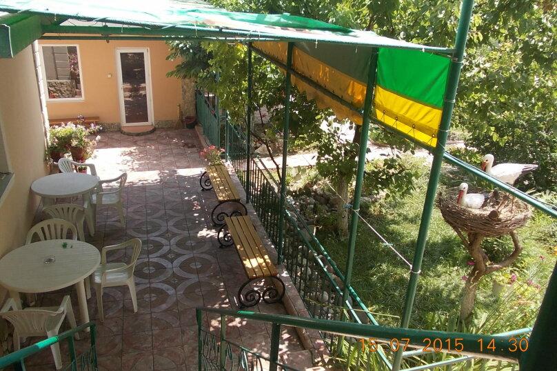 1-комн. квартира, 30 кв.м. на 3 человека, улица Нахимова, 72, Феодосия - Фотография 14