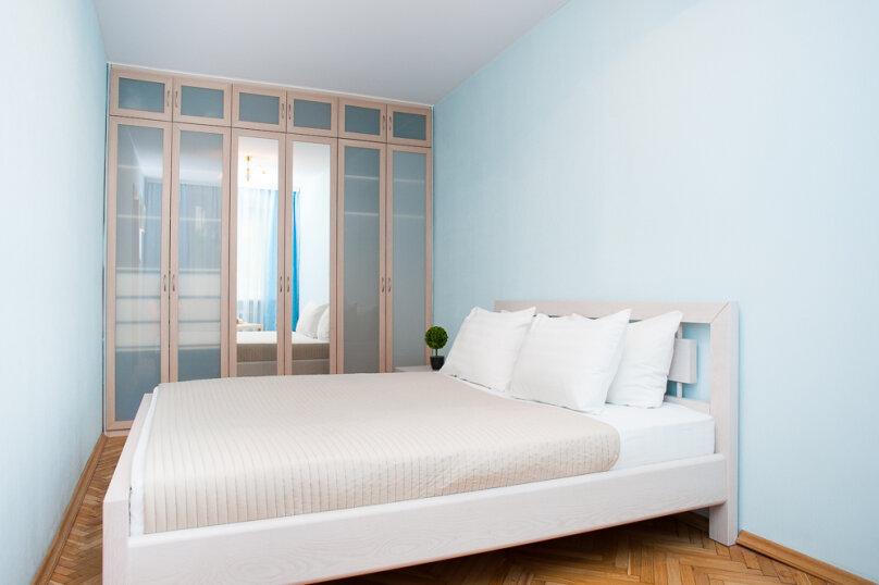 2-комн. квартира, 44 кв.м. на 4 человека, Нагорная улица, 29к3, метро Нагорная, Москва - Фотография 6