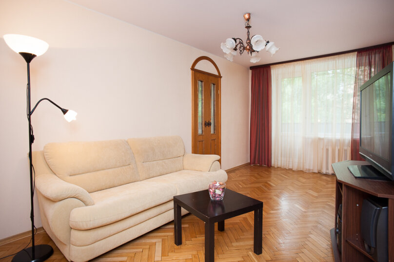 2-комн. квартира, 44 кв.м. на 4 человека, Нагорная улица, 29к3, метро Нагорная, Москва - Фотография 7