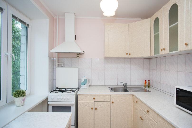2-комн. квартира, 44 кв.м. на 4 человека, Нагорная улица, 29к3, метро Нагорная, Москва - Фотография 9