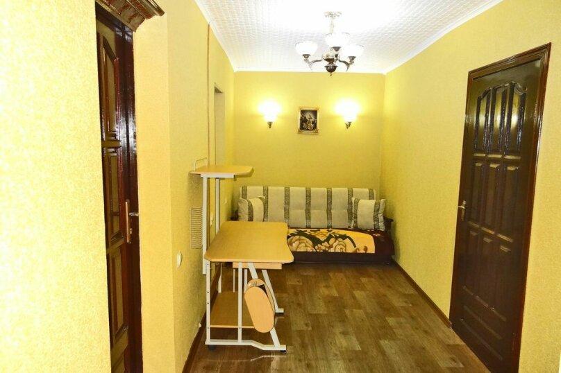 Шикарный 4х комнатный дом под ключ, 100 кв.м. на 8 человек, 3 спальни, Хасановская улица, 9, Динамо, Феодосия - Фотография 13