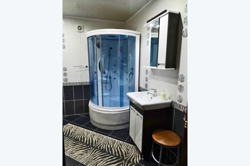 Шикарный 4х комнатный дом под ключ, 100 кв.м. на 8 человек, 3 спальни, Хасановская улица, 9, Динамо, Феодосия - Фотография 15