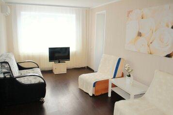 2-комн. квартира, 60 кв.м. на 6 человек, улица Мира, 48, Центральный район, Тольятти - Фотография 1