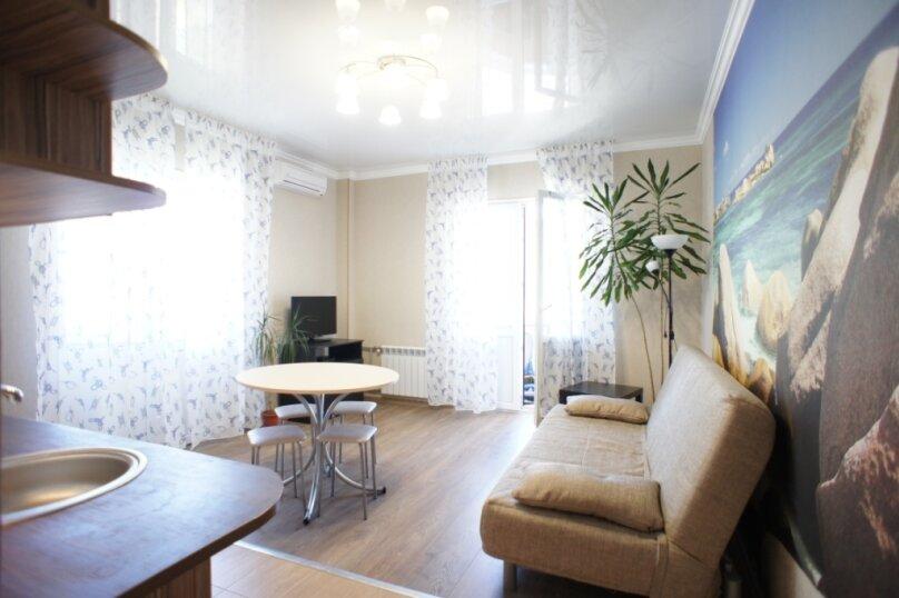 1-комн. квартира, 36 кв.м. на 4 человека, Тормохова Д.Д., 2, Лазаревское - Фотография 2