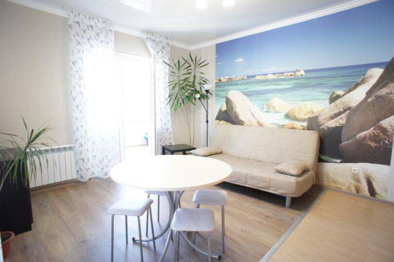 1-комн. квартира, 36 кв.м. на 4 человека, Тормохова Д.Д., 2, Лазаревское - Фотография 6
