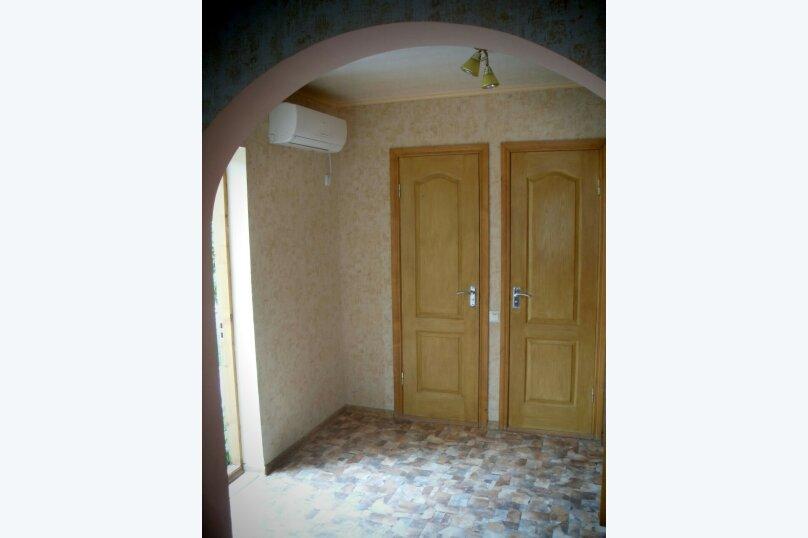 Домик, 60 кв.м. на 6 человек, 2 спальни, Адмиральская улица, 17, Судак - Фотография 12