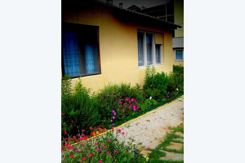 Домик, 60 кв.м. на 6 человек, 2 спальни, Адмиральская улица, 17, Судак - Фотография 15