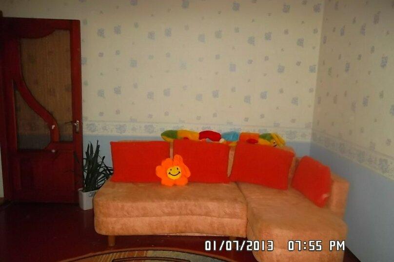 3-комн. квартира, 83 кв.м. на 6 человек, проспект Героев Сталинграда, 17, Севастополь - Фотография 1