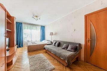 1-комн. квартира, 35 кв.м. на 4 человека, проспект Вернадского, метро Юго-Западная, Москва - Фотография 2