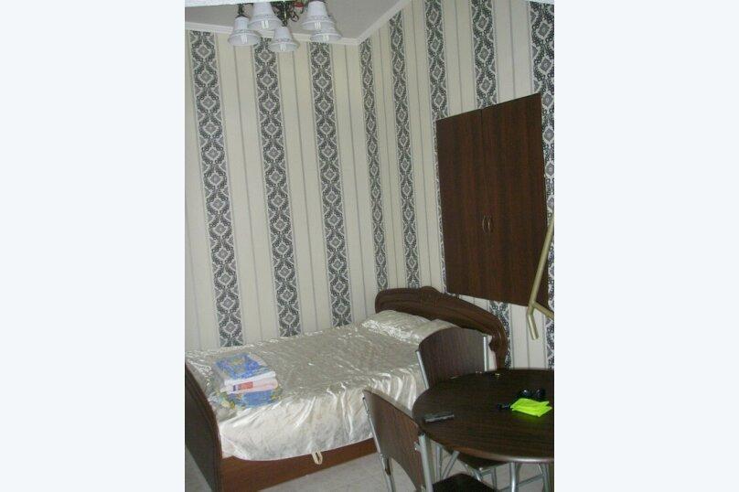 Коттедж для 4-х Однокомнатный в двухуровнях, 30 кв.м. на 4 человека, 1 спальня, улица Руданского, 11, Ялта - Фотография 15