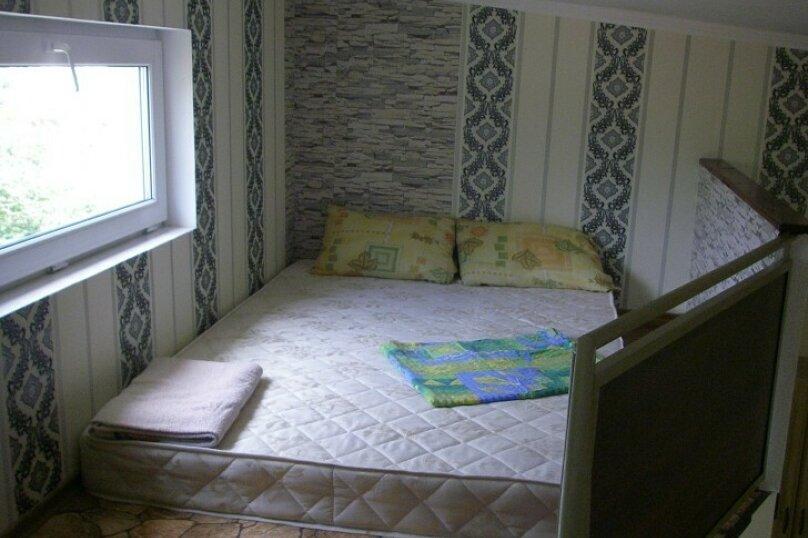 Коттедж для 4-х Однокомнатный в двухуровнях, 30 кв.м. на 4 человека, 1 спальня, улица Руданского, 11, Ялта - Фотография 17