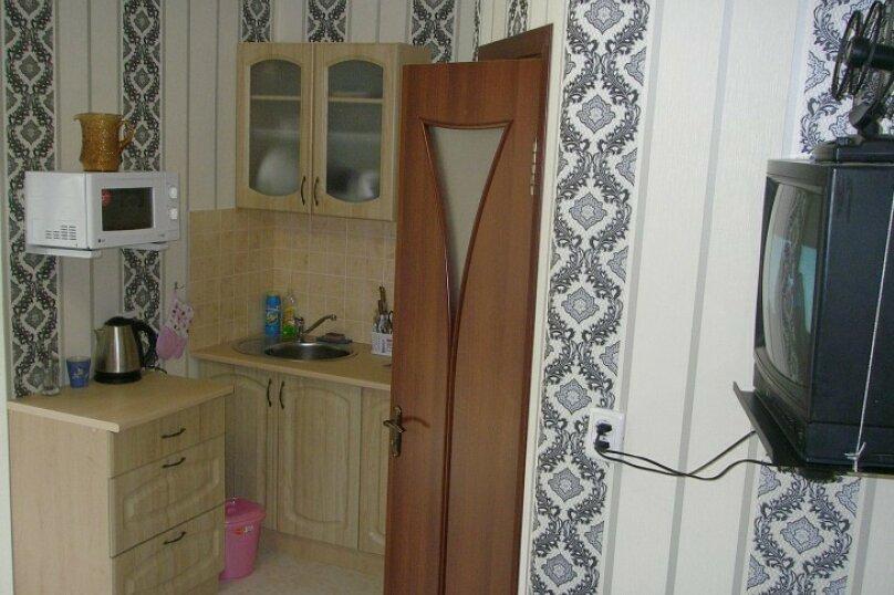 Коттедж для 4-х Однокомнатный в двухуровнях, 30 кв.м. на 4 человека, 1 спальня, улица Руданского, 11, Ялта - Фотография 5