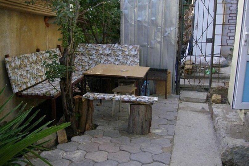 Коттедж для 4-х Однокомнатный в двухуровнях, 30 кв.м. на 4 человека, 1 спальня, улица Руданского, 11, Ялта - Фотография 19