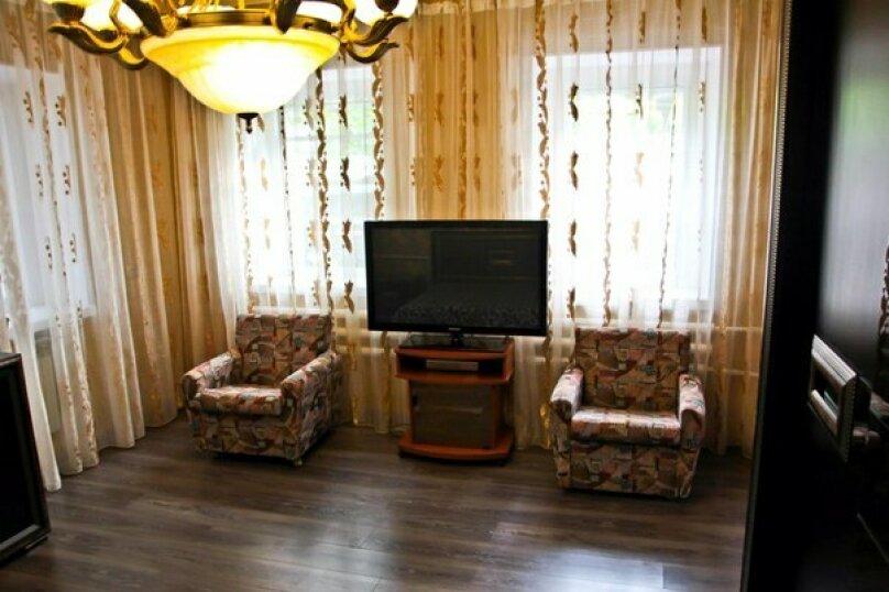 Дом на 4- 5 человек)), 60 кв.м. на 5 человек, 3 спальни, Речной переулок, 3, Феодосия - Фотография 3