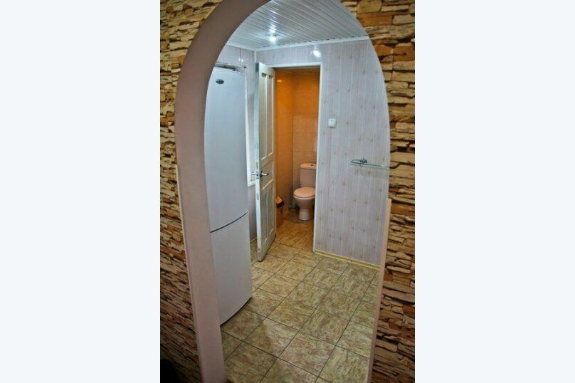 Дом на 4- 5 человек)), 60 кв.м. на 5 человек, 3 спальни, Речной переулок, 3, Феодосия - Фотография 8