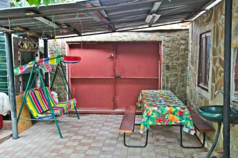 Дом 2 на 4-5 человек)) на 5 человек, 3 спальни, Речной переулок, 3, Феодосия - Фотография 9