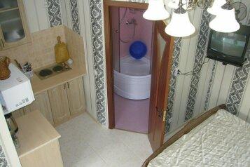 Коттедж для 4-х Однокомнатный в двухуровнях, 30 кв.м. на 4 человека, 1 спальня, улица Руданского, Ялта - Фотография 4