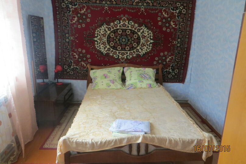 3-комн. квартира, 50 кв.м. на 4 человека, улица Истрашкина, 3, Уютное, Судак - Фотография 6