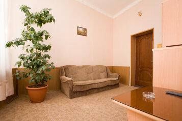 Первая:  Номер, Эконом, 2-местный (1 основной + 1 доп), 1-комнатный, Гостиница, Петровская улица на 20 номеров - Фотография 4