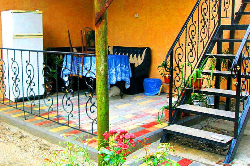 1)Однокомнатная кв-ра в собственном доме с кухней и отоплением на 2 человека, улица Колодяжного, 14, Динамо, Феодосия - Фотография 14