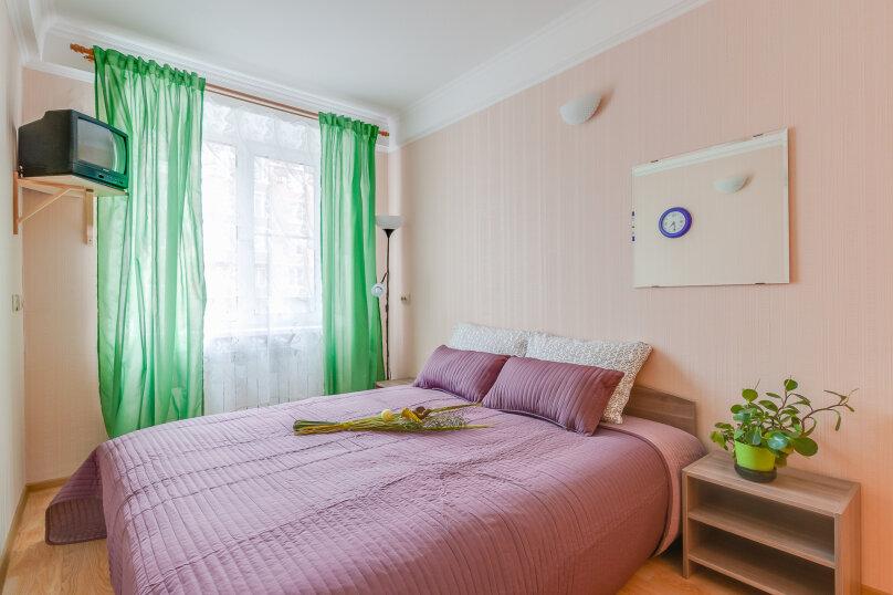 2-комн. квартира, 49 кв.м. на 6 человек, Варшавская, 61, метро Московская, Санкт-Петербург - Фотография 5