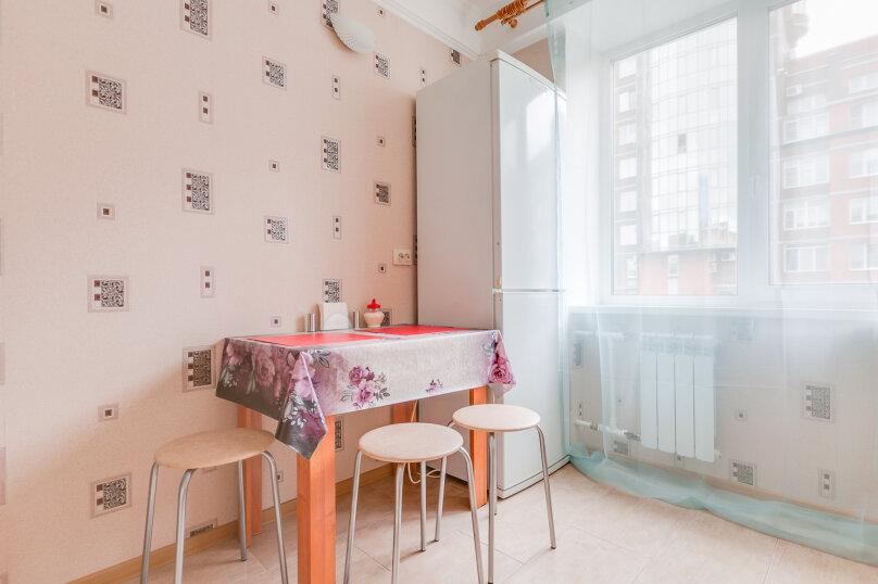 2-комн. квартира, 49 кв.м. на 6 человек, Варшавская, 61, метро Московская, Санкт-Петербург - Фотография 9
