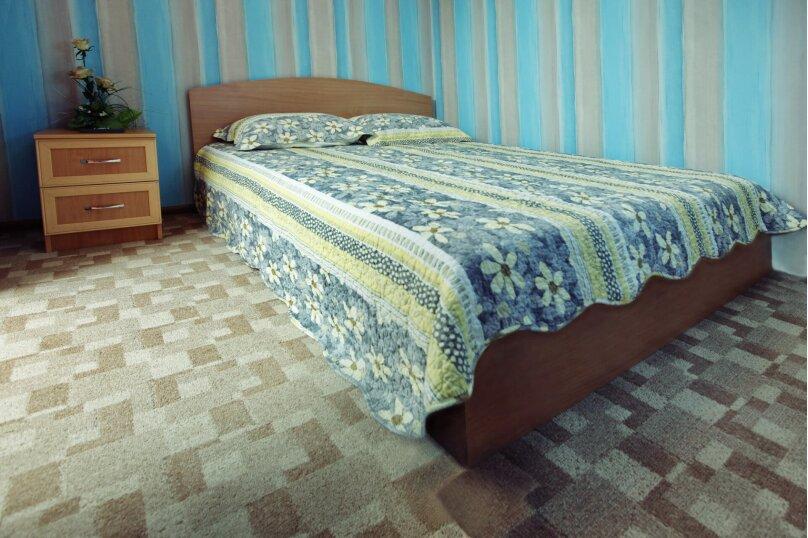 3-комн. квартира, 58 кв.м. на 4 человека, улица Маршала Жукова, 48, Калуга - Фотография 5