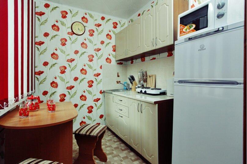 3-комн. квартира, 58 кв.м. на 4 человека, улица Маршала Жукова, 48, Калуга - Фотография 3