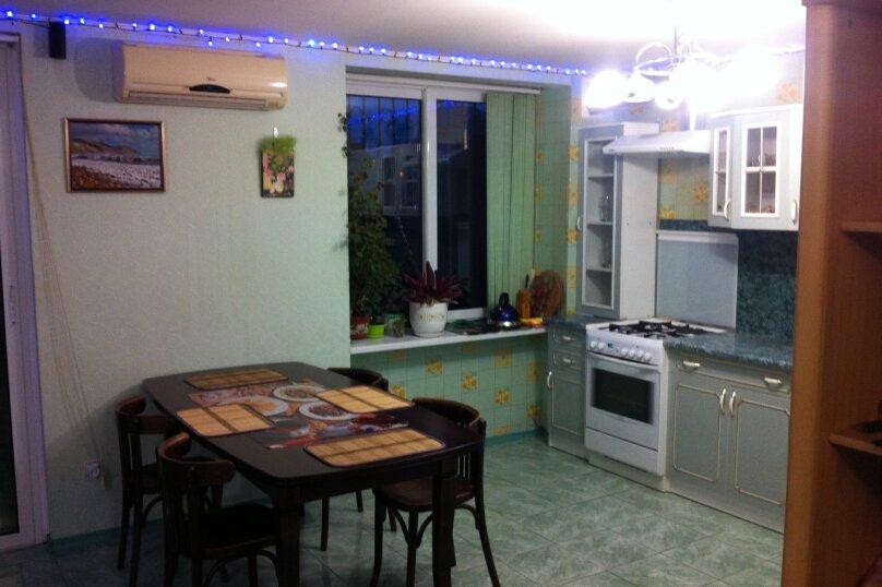 3-комн. квартира, 86 кв.м. на 4 человека, Серный переулок, 3, Судак - Фотография 5