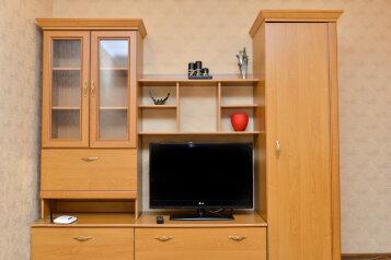 1-комн. квартира, 33 кв.м. на 2 человека, улица Пухова, 23А, Московский округ, Калуга - Фотография 1