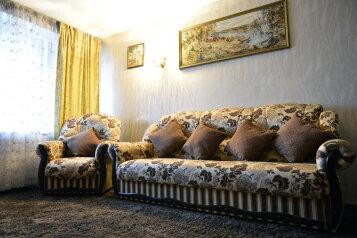 2-комн. квартира, 59 кв.м. на 4 человека, улица Билибина, Ленинский округ, Калуга - Фотография 2