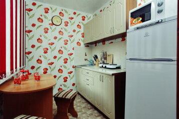 3-комн. квартира, 58 кв.м. на 4 человека, улица Маршала Жукова, 48, Октябрьский округ, Калуга - Фотография 3