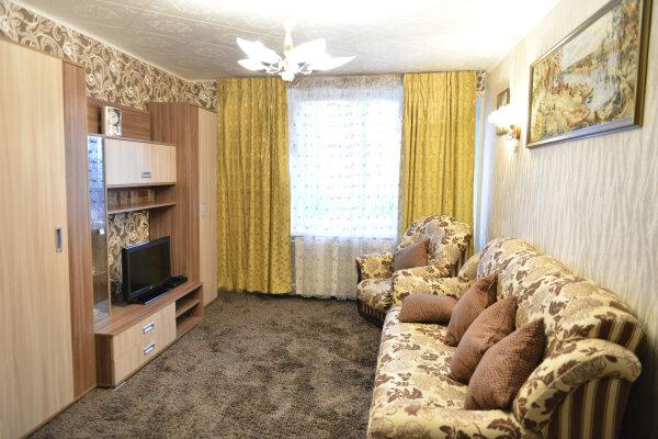 2-комн. квартира, 59 кв.м. на 4 человека, улица Билибина, 19, Ленинский округ, Калуга - Фотография 1