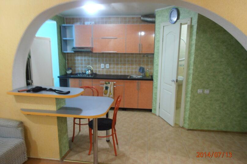 2-комн. квартира, 48 кв.м. на 5 человек, улица Ленина, 45, Алушта - Фотография 3