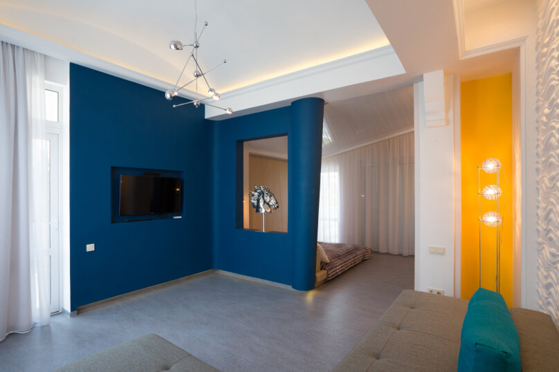 """Отель """"Апартаменты Херсонес"""", Древняя улица, 34 на 16 номеров - Фотография 124"""