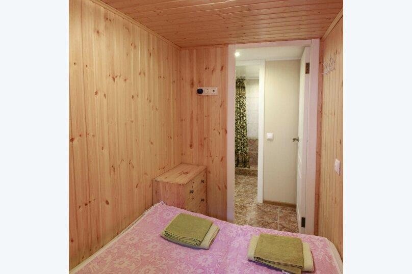 Двухкомнатный гостевой домик в деревне у моря, 30 кв.м. на 4 человека, 2 спальни, Хутор Шиловка, Морской переулок, 1, Ейск - Фотография 12