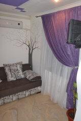 Однокомнатный гостевой дом, 18 кв.м. на 3 человека, 3 спальни, Московский проезд, Динамо, Феодосия - Фотография 1