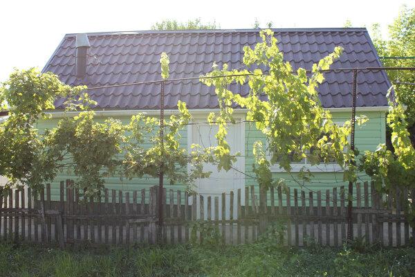 Двухкомнатный гостевой домик в деревне у моря, 30 кв.м. на 4 человека, 2 спальни, Хутор Шиловка, Морской переулок, 1, Ейск - Фотография 1