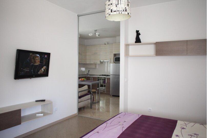 1-комн. квартира, 37 кв.м. на 3 человека, Павла Корчагина, 60, Севастополь - Фотография 5