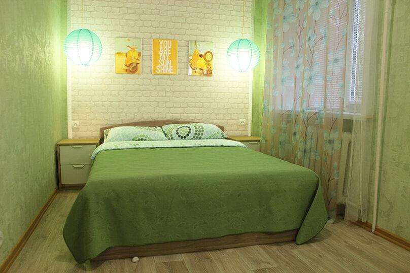 2-комн. квартира, 44 кв.м. на 4 человека, улица Фадеева, 28к2, Тверь - Фотография 1
