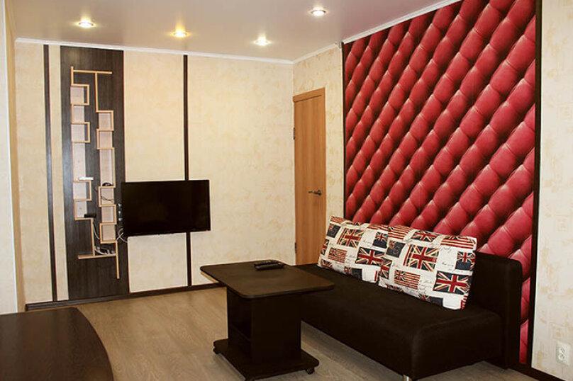 2-комн. квартира, 44 кв.м. на 4 человека, улица Фадеева, 28к2, Тверь - Фотография 3