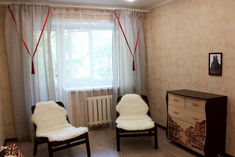 2-комн. квартира, 44 кв.м. на 4 человека, улица Фадеева, 28к2, Тверь - Фотография 4
