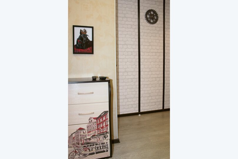 2-комн. квартира, 44 кв.м. на 4 человека, улица Фадеева, 28к2, Тверь - Фотография 9