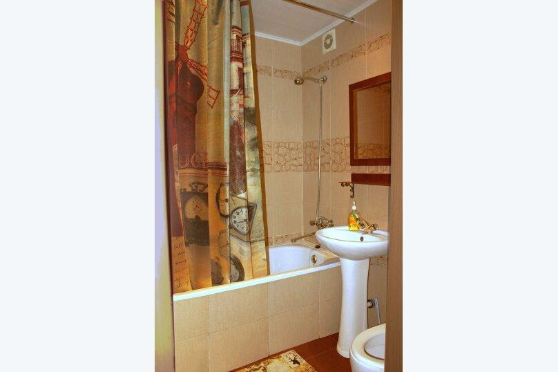 2-комн. квартира, 44 кв.м. на 4 человека, улица Фадеева, 28к2, Тверь - Фотография 12