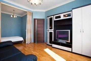 1-комн. квартира, 44 кв.м. на 4 человека, 1-я Спасская, 1к2, метро Тушинская, Москва - Фотография 3